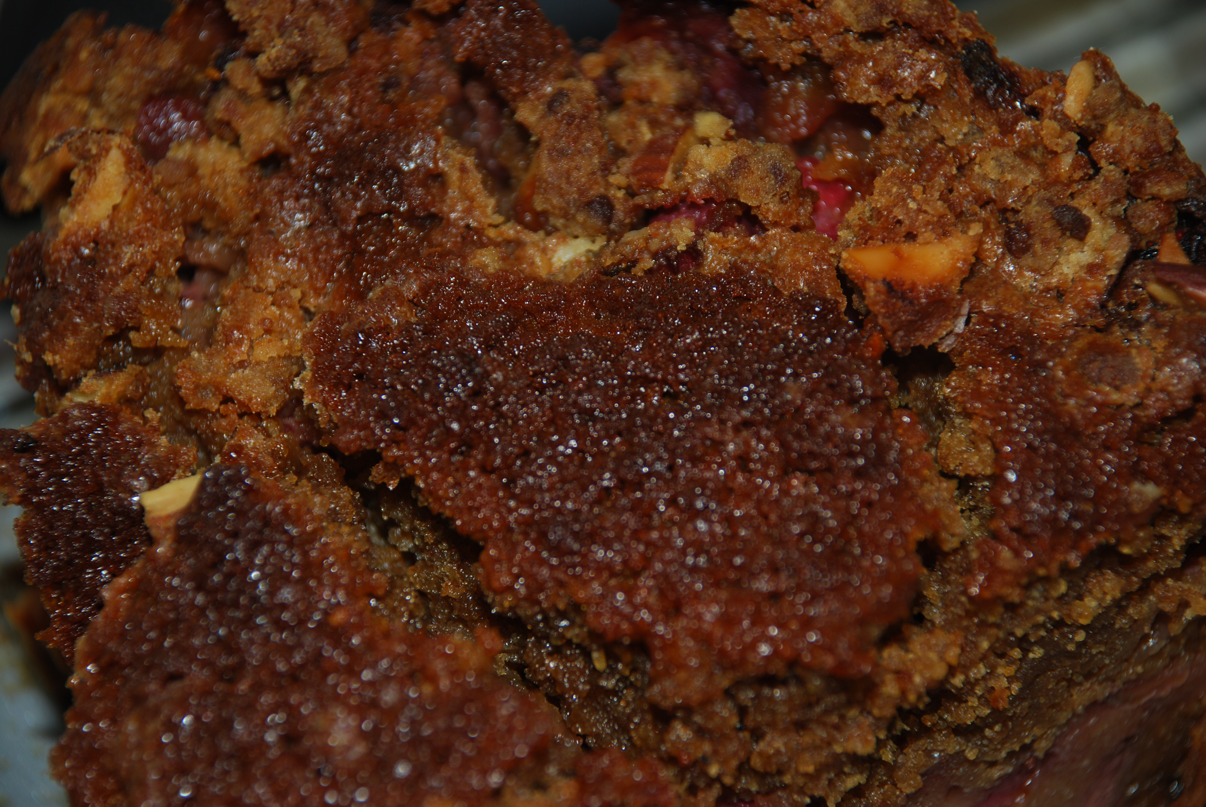 What Does It Mean If Fruit Cake Is Crumbly